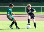 D2 gewinnt klar mit 1:4 beim 1.FC Grevenbroich Süd