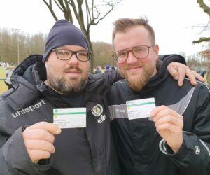 Michael Landen und Raphael Drahs ab sofort C Lizenz Vereinsmanager!